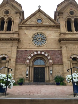 The Cathedral Basilica of St. Francis of Assisi © Brittany Webb