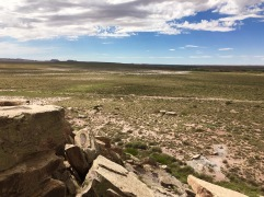Petrified Forest National Park, Newspaper Rock © Brittany Webb
