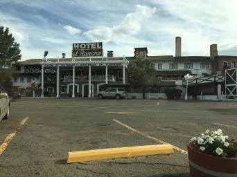 El Rancho Hotel, Gallup, New Mexico © Brittany Webb