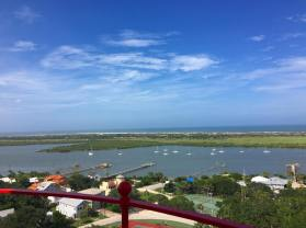 View from St. Augustine Lighthouse © Brittany Webb