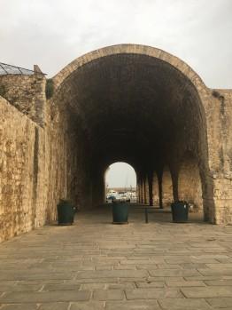 Heraklion Tunnels © Brittany Castille-Webb