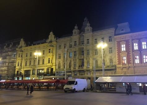 City Center, Zagreb © Brittany Castille-Webb