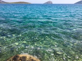Aegean Sea, Porto Rafti © Brittany Castille-Webb